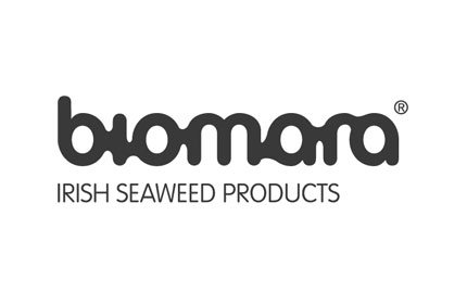 Biomara logo design