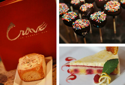Crave The Dessert Bar