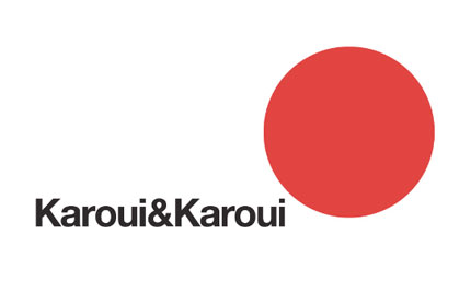 Karoui&Karoui logo design