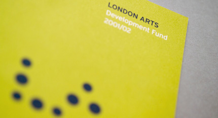 London Arts logo