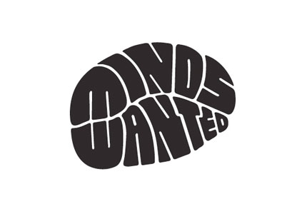 Minds Wanted logo design