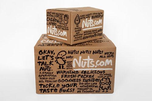 Nuts.com boxes