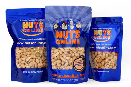 Nuts.com old packaging