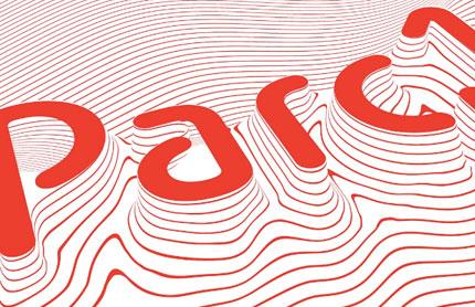 Parc 1 identity design