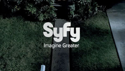 SyFy logo design