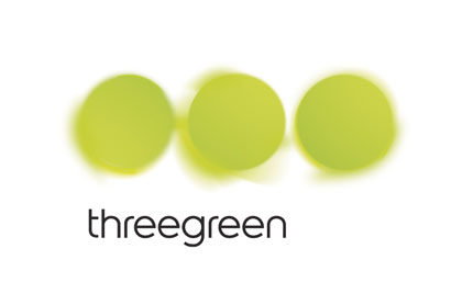 three green