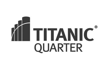 Titanic logo design