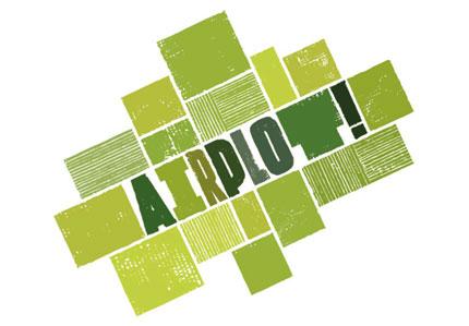 Airplot logo design