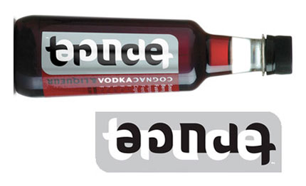 truce vodka logo