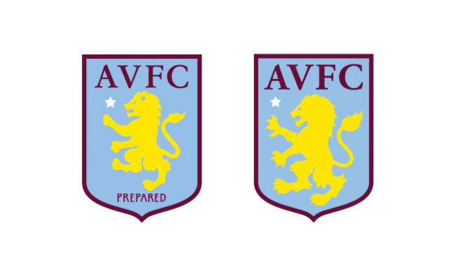 Aston Villa club badge