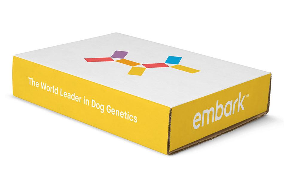 Embark packaging
