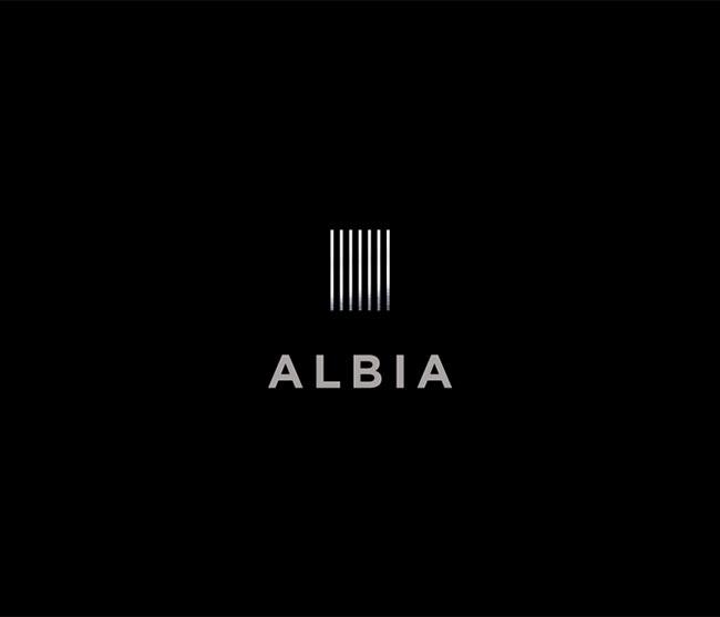 Albia logo