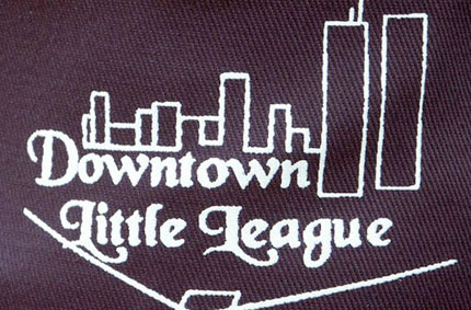 Downtown Little League logo