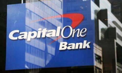 Capital One Bank logo