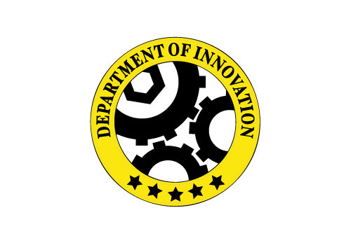 Department of Innovation logo