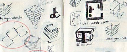 design cubicle logo