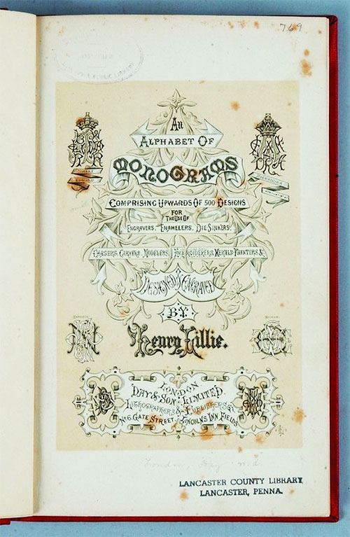 An Alphabet of Monograms