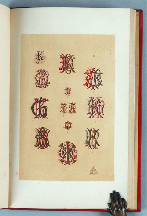 An Alphabet of Monograms