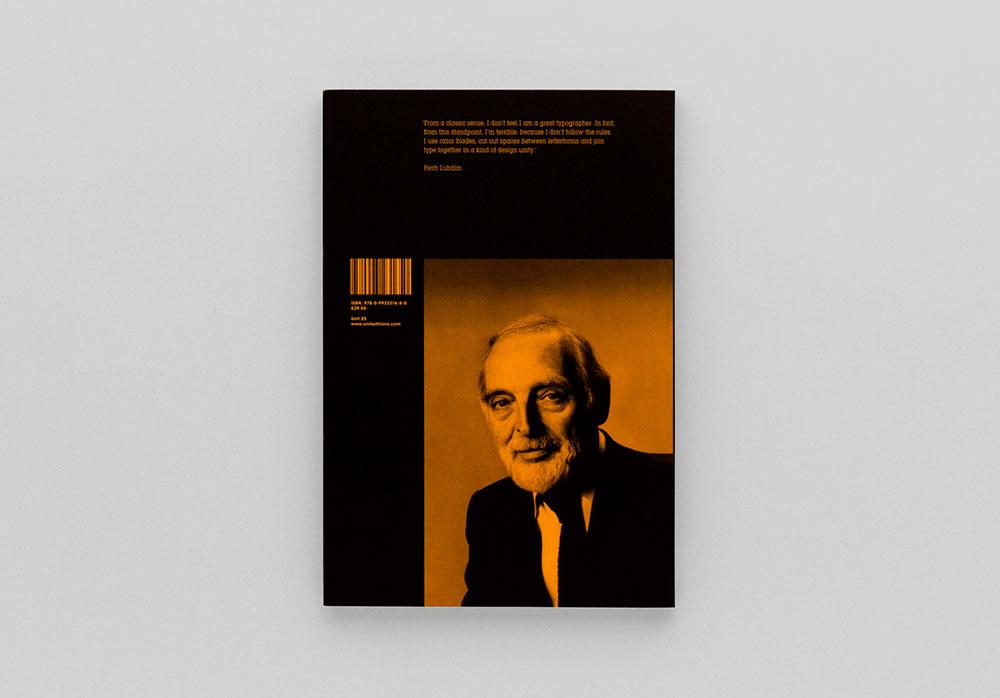 Herb Lubalin Typographer