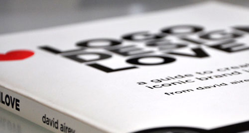 Logo Design Love book
