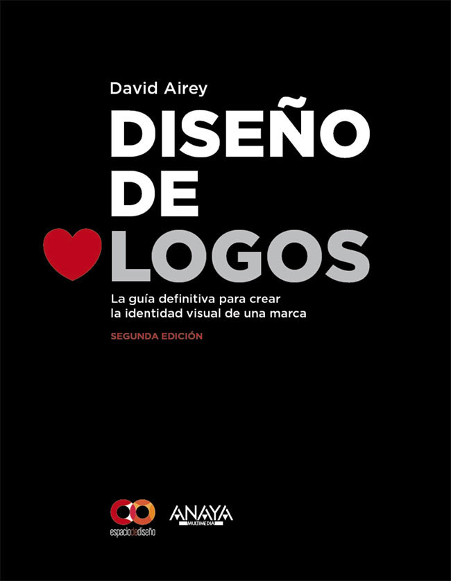 Logo Design Love in Spanish