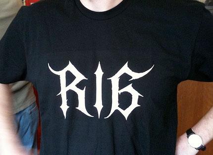 RIG logo by Christophe Szpajdel