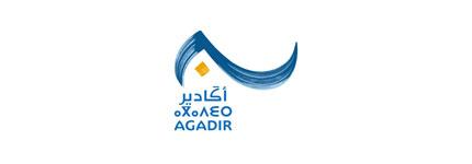 Agadir logo design