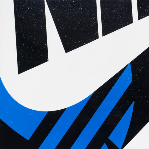 Logo painting
