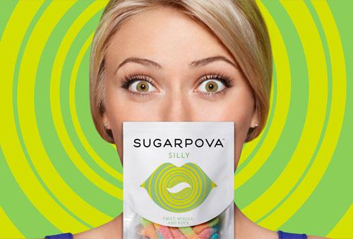 На конфеты от Марии Шараповой посыпалась критика от диабетиков и родителей
