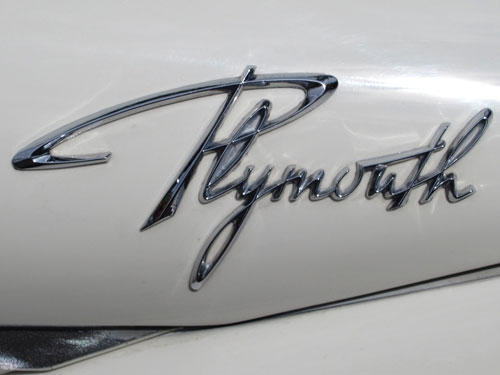 Plymouth logotype