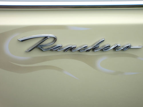 Ranchero logotype
