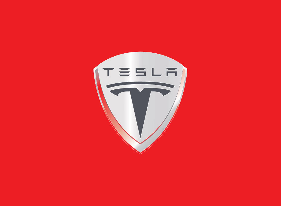 Tesla Update >> The Tesla Motors logo is a cross section of an electric motor