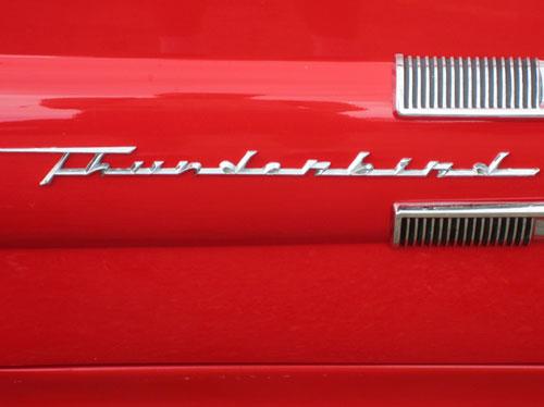Thunderbird logotype