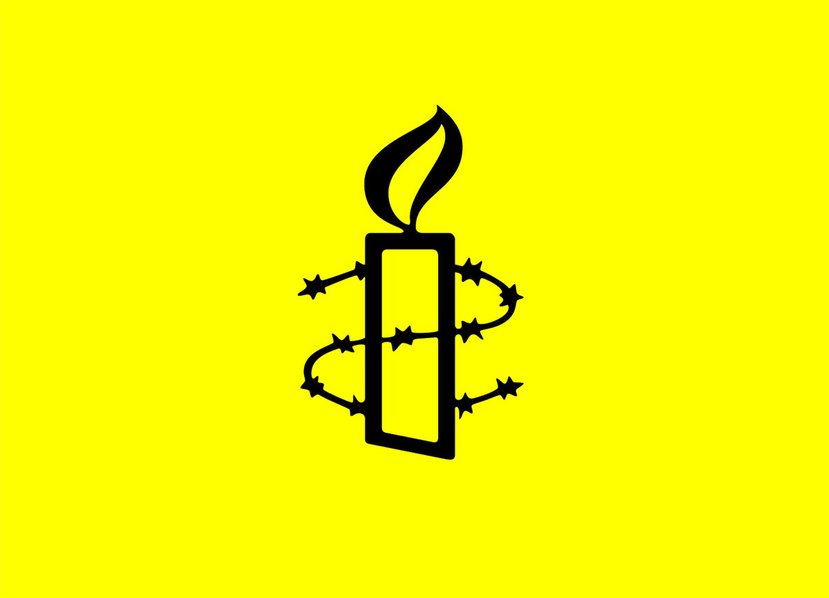 Amnesty International candle