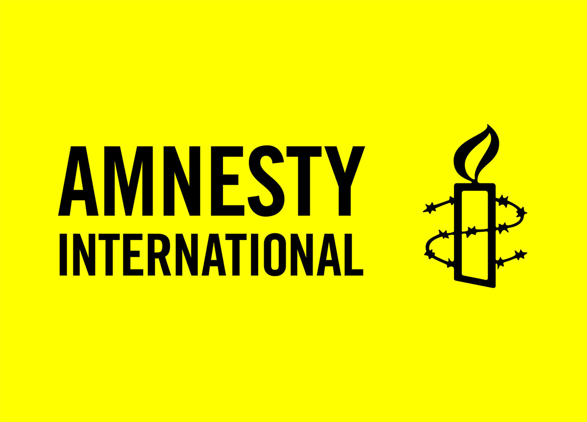 Amnesty International logo design