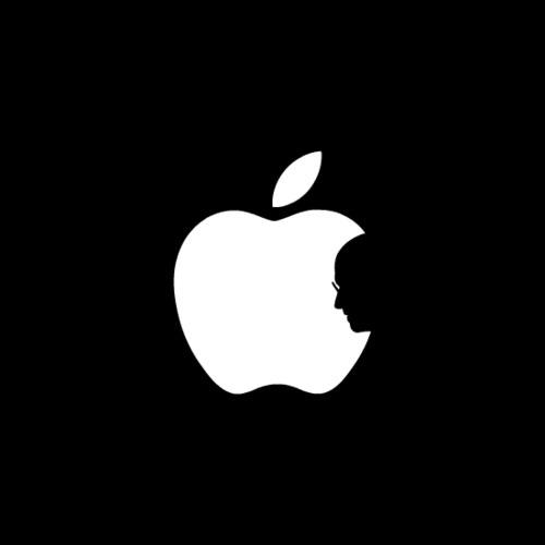 Apple logo Jonathan Mak