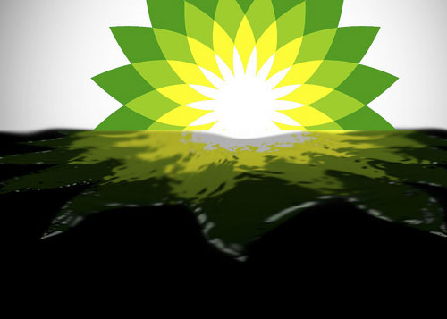 BP logo oil
