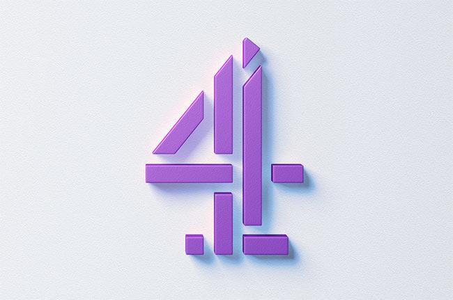 Channel 4 logo 2015