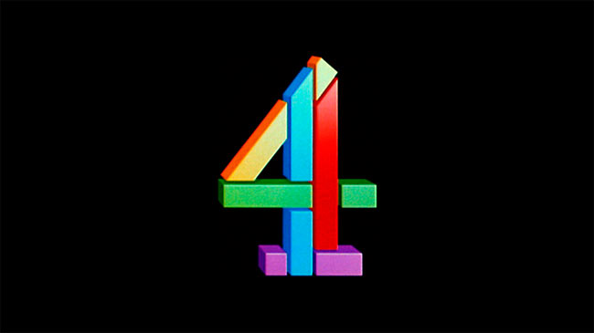 Channel 4 logo by Lambie Nairn