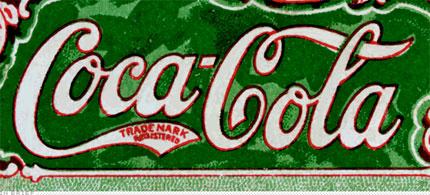 classic coca-cola logo