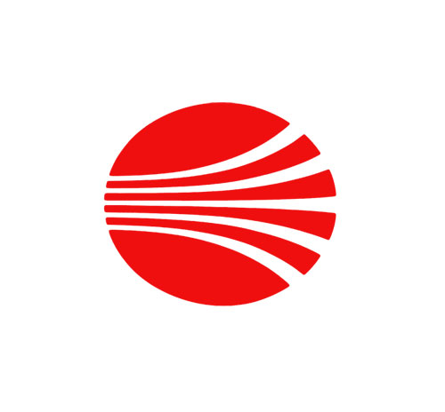 Continental Airlines logo Saul Bass