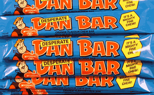 Desperate Dan bar
