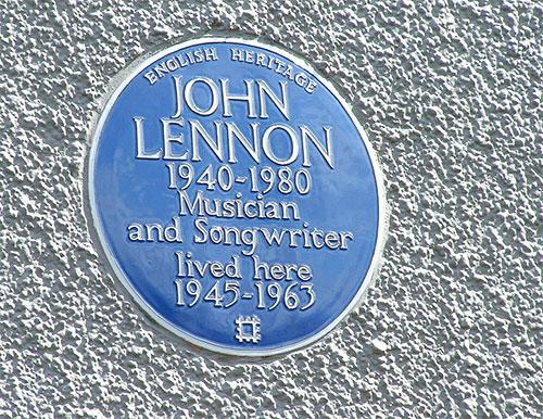 English Heritage John Lennon