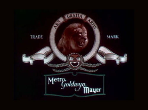 The History Of The Mgm Lions Logo Design Love