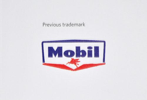 Mobil logo old