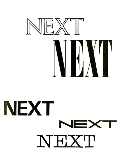 NeXT logo book
