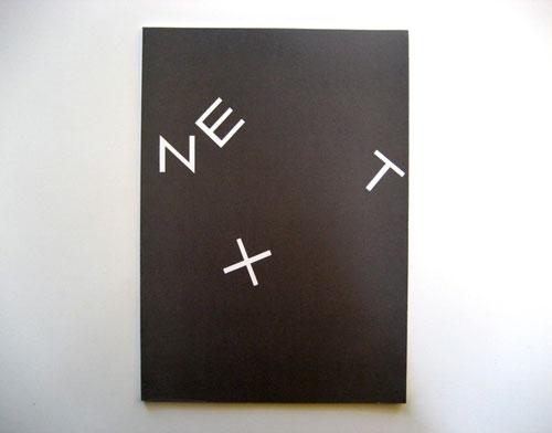 NeXT logo book