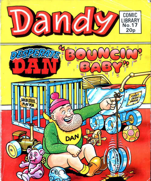 The Dandy cover