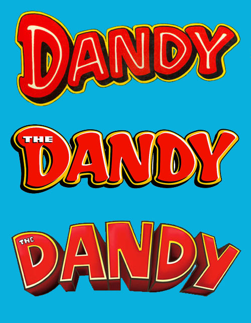 The Dandy logo