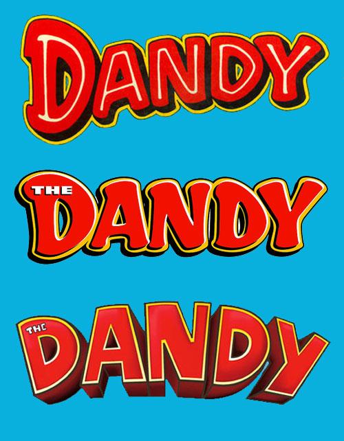 The Dandy logo